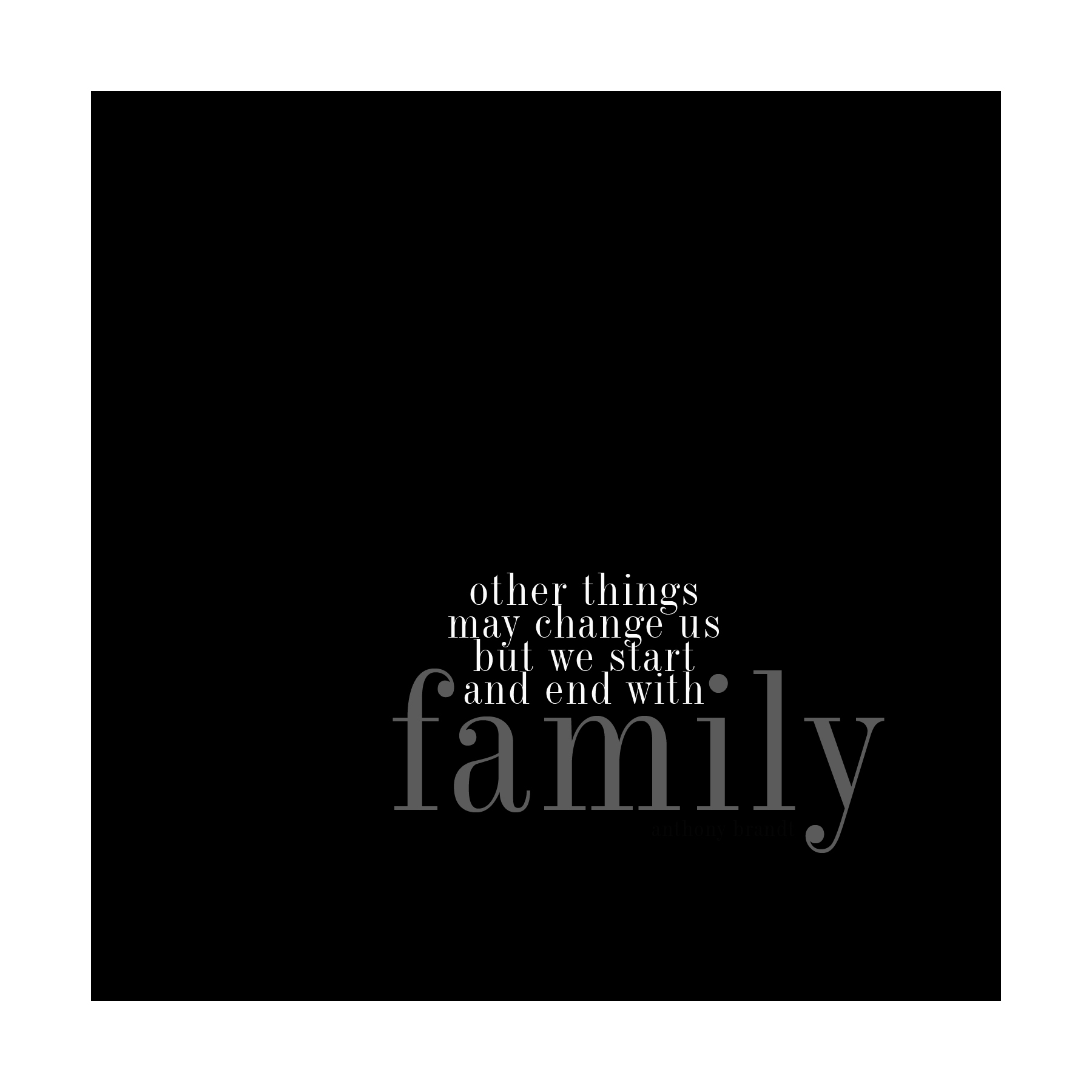 Bonding Quotes Family Quote 1  Lori Douglas Photography